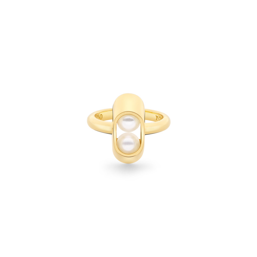 Cocoon Small Ring