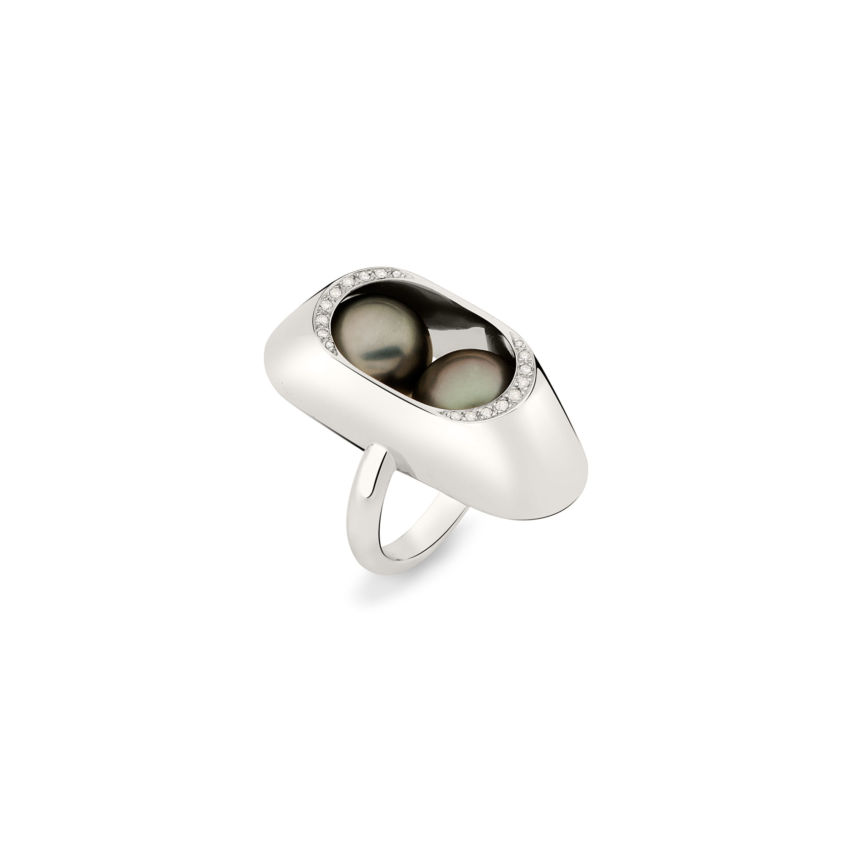 Cocoon Large Ring